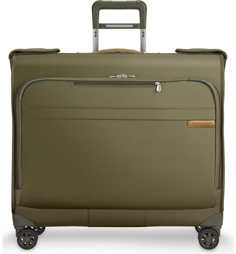BRIGGS & RILEY 'Baseline' Wheeled Garment Bag, Main, color, 310