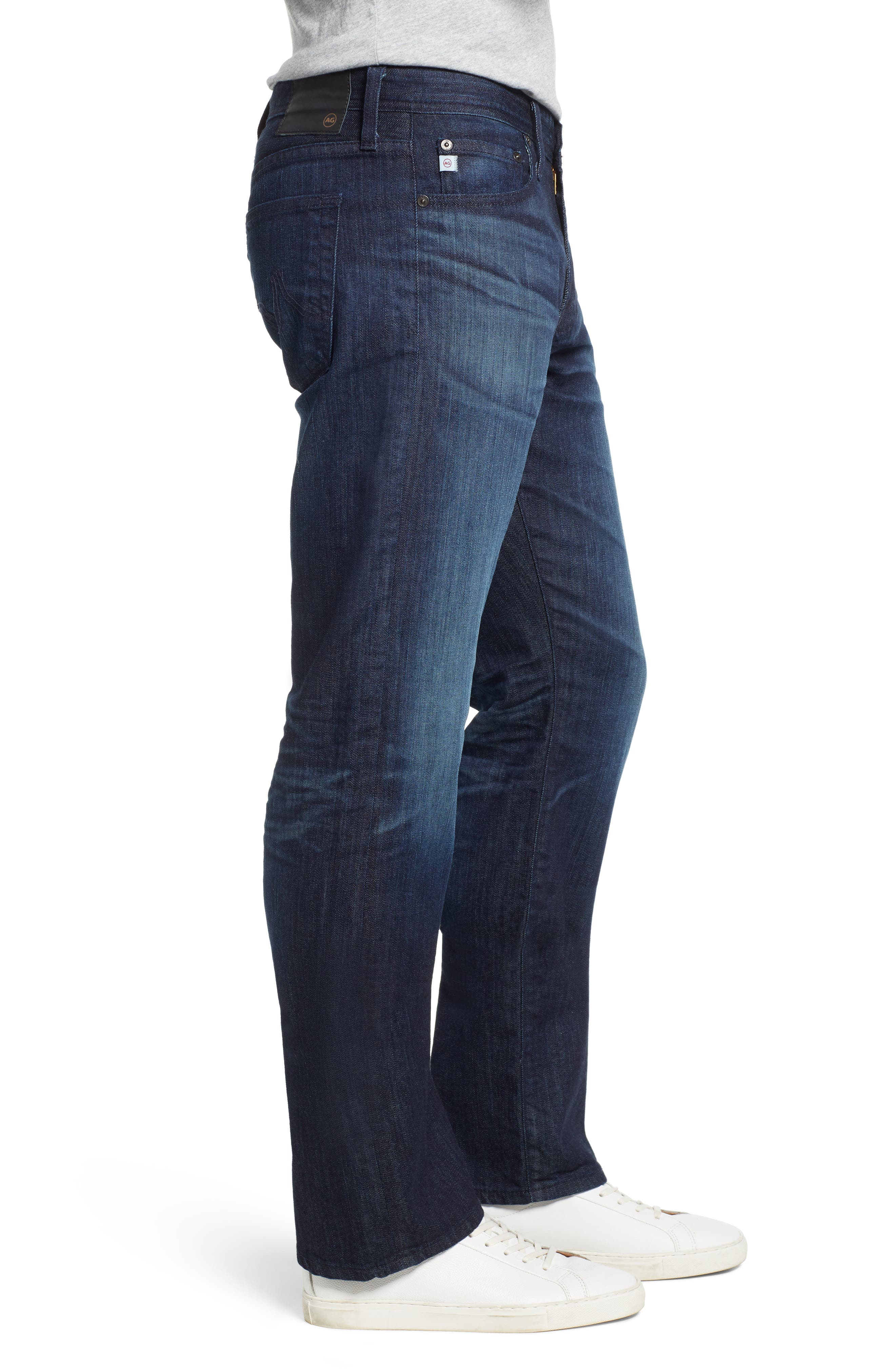 ,                             'Protégé' Straight Leg Jeans,                             Alternate thumbnail 10, color,                             478