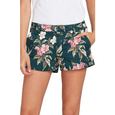 Volcom Frochickie Chino Shorts, Green