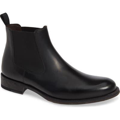 Magnanni Saburo Water Resistant Chelsea Boot- Black
