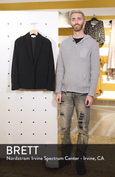 Single Button Blazer, sales video thumbnail