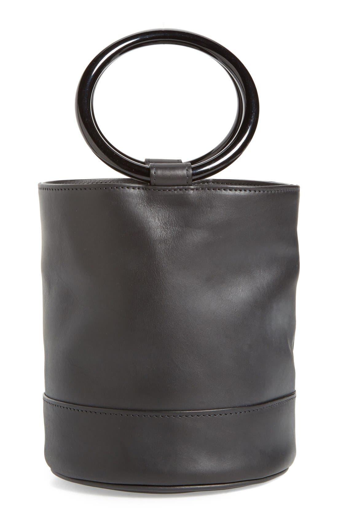 ,                             Bonsai 20 Crossbody Bucket Bag,                             Alternate thumbnail 2, color,                             001