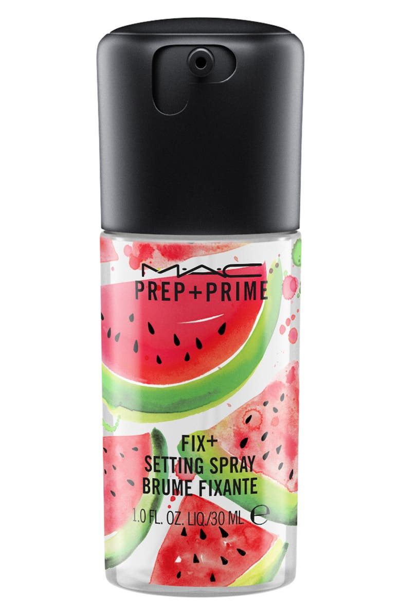 MAC COSMETICS MAC Scented Prep + Prime Fix+ Mini, Main, color, WATERMELON