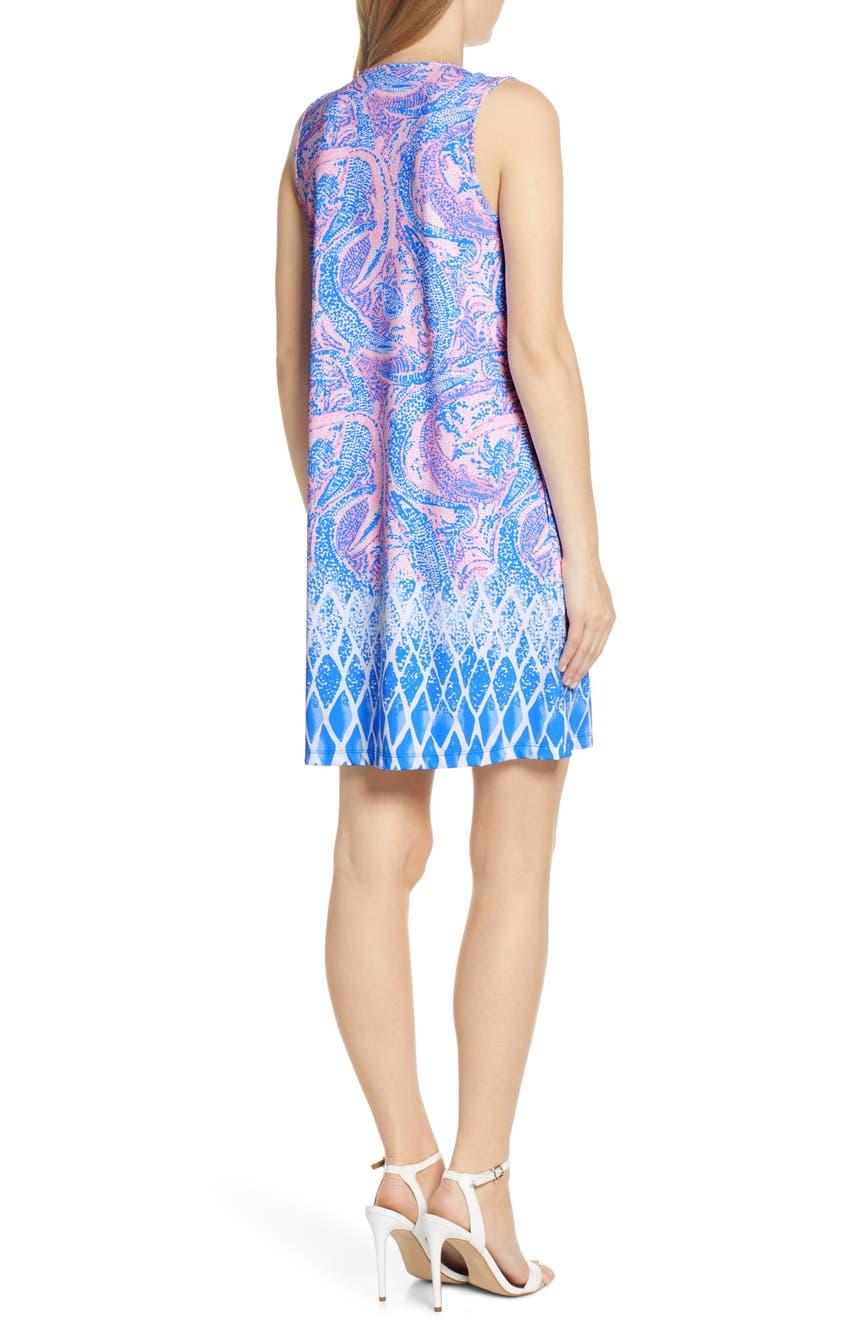 2949243f9a Lilly Pulitzer® Johana Cover-Up Shift Dress | Nordstrom