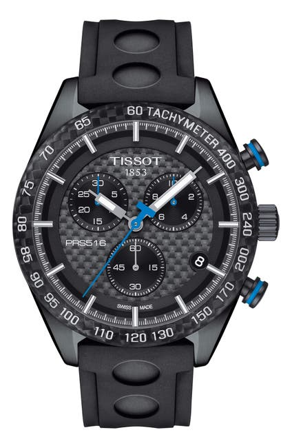 Image of Tissot Men's Tissot PRS 516 Chronograph Watch, 42mm