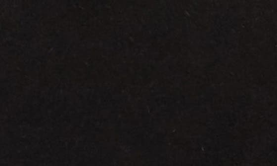 BLACK SUED