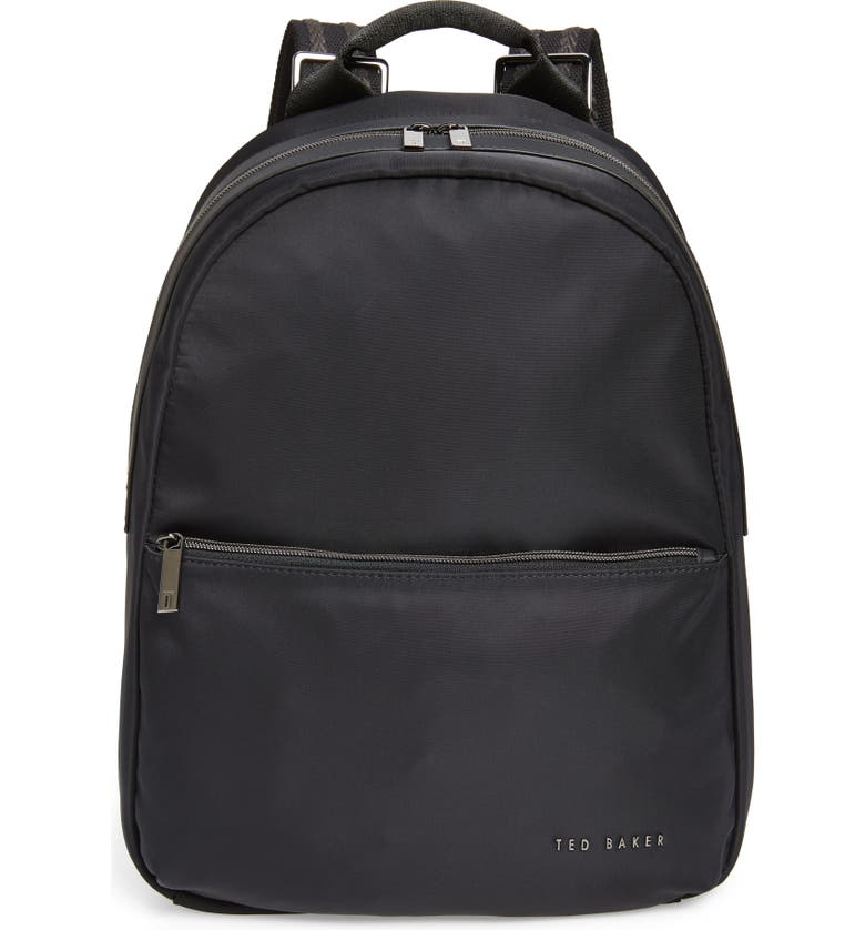 TED BAKER LONDON Martah Nylon Backpack, Main, color, 001