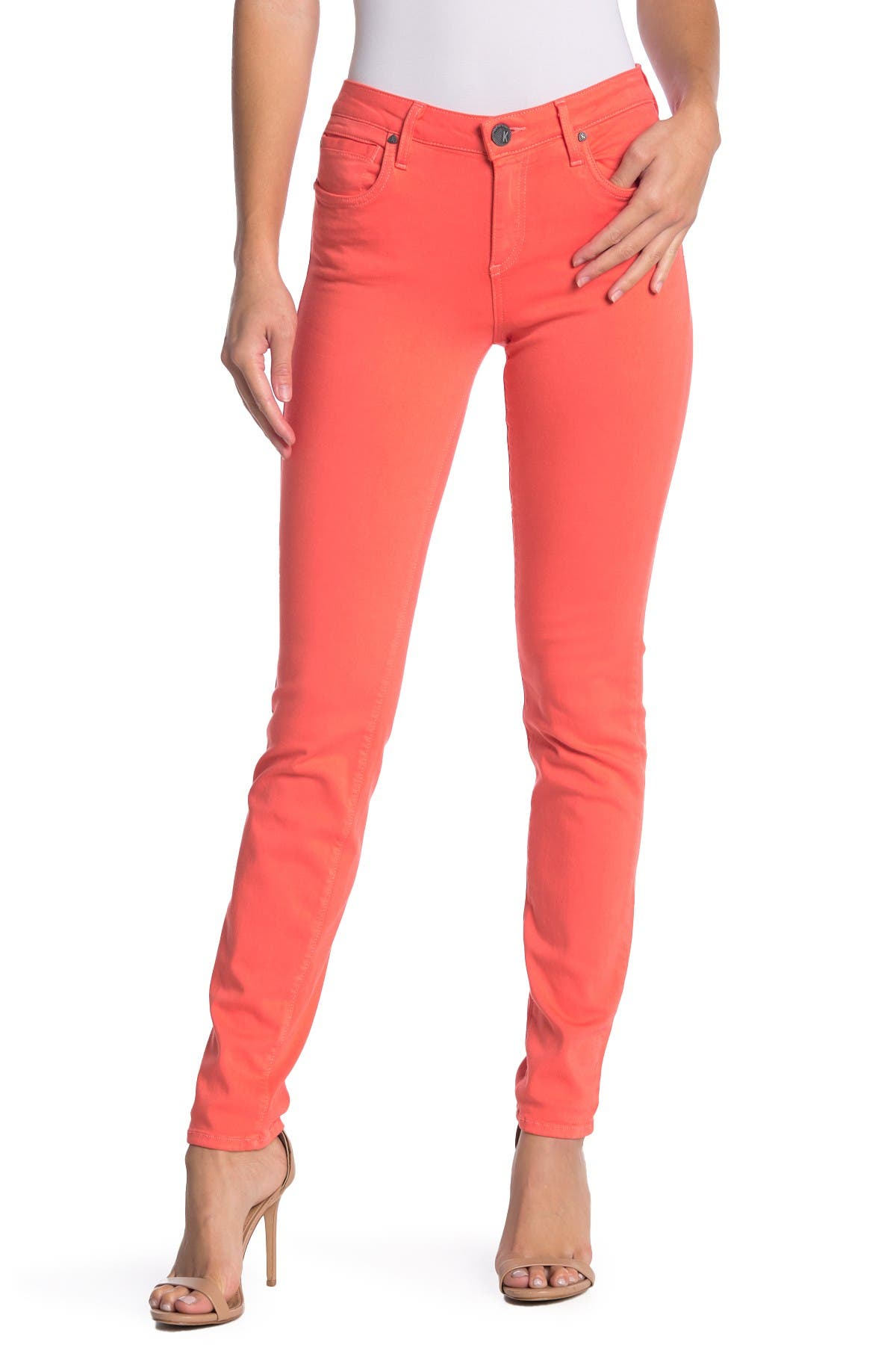 Image of KUT from the Kloth Diana Skinny Jeans
