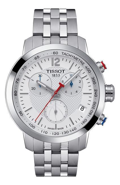 Image of Tissot Women's PRC200 Bracelet Watch, 41mm