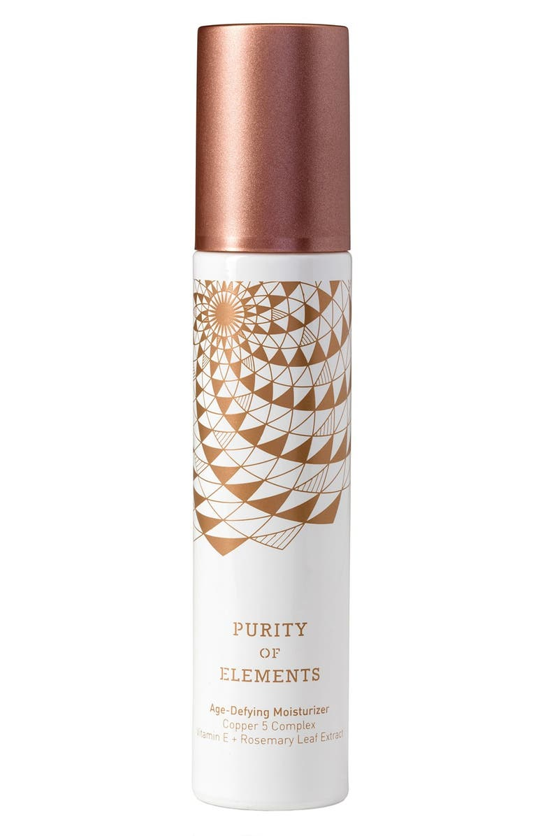 PURITY OF ELEMENTS Age-Defying Moisturizer, Main, color, 000