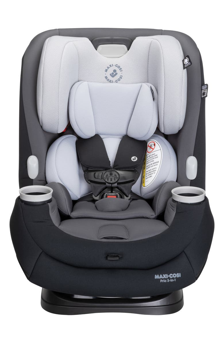 MAXI-COSI<SUP>®</SUP> Pria<sup>™</sup> 3-in-1 Convertible Car Seat, Main, color, BLACKENED PEARL