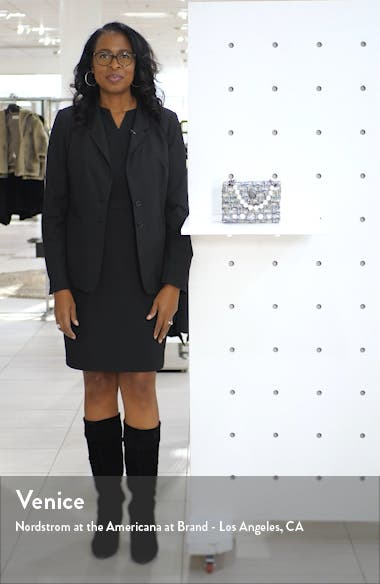 Mini Kensington X Tweed Shoulder Bag, sales video thumbnail