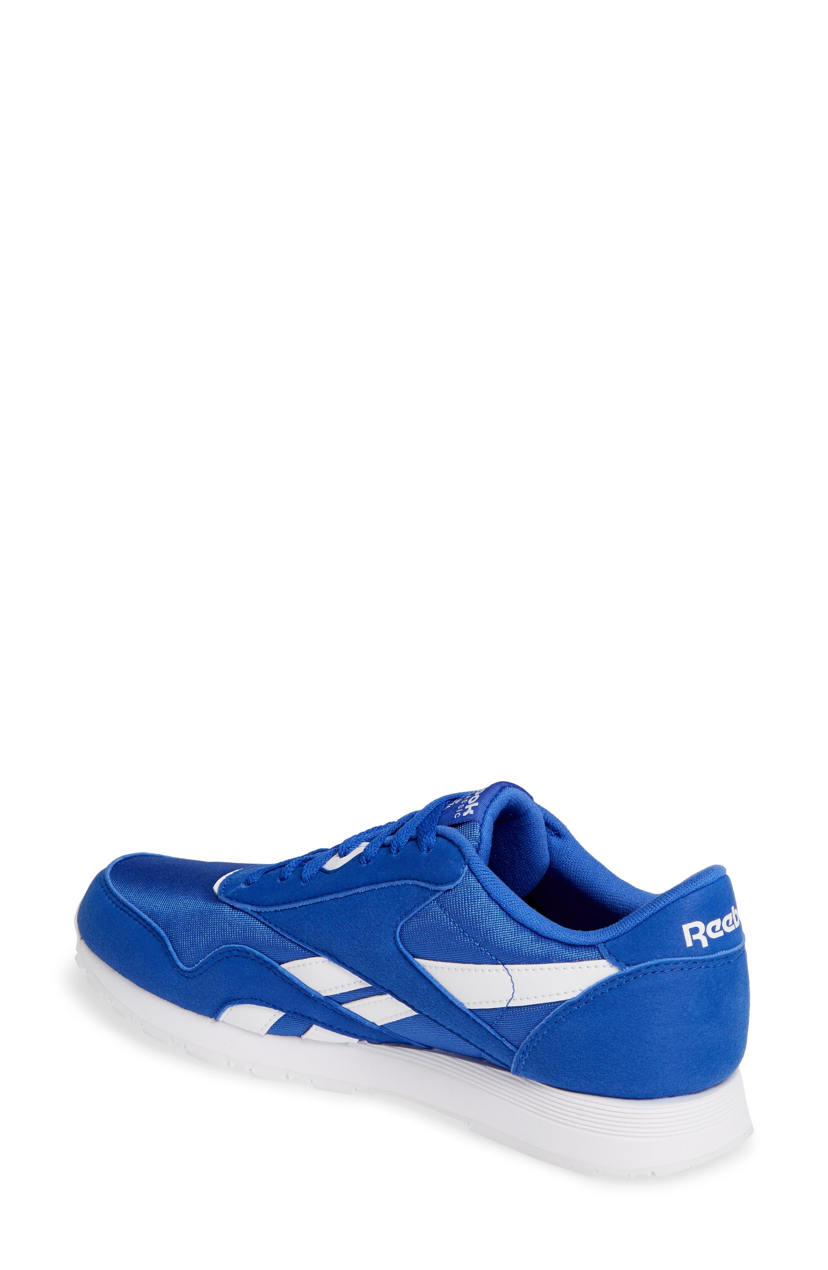 ,                             Classic Nylon Sneaker,                             Alternate thumbnail 9, color,                             401