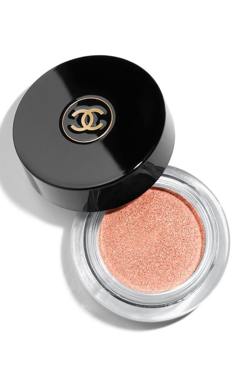 CHANEL OMBRE PREMIÈRE <br />Longwear Cream Eyeshadow, Main, color, 838 ULTRA FLESH