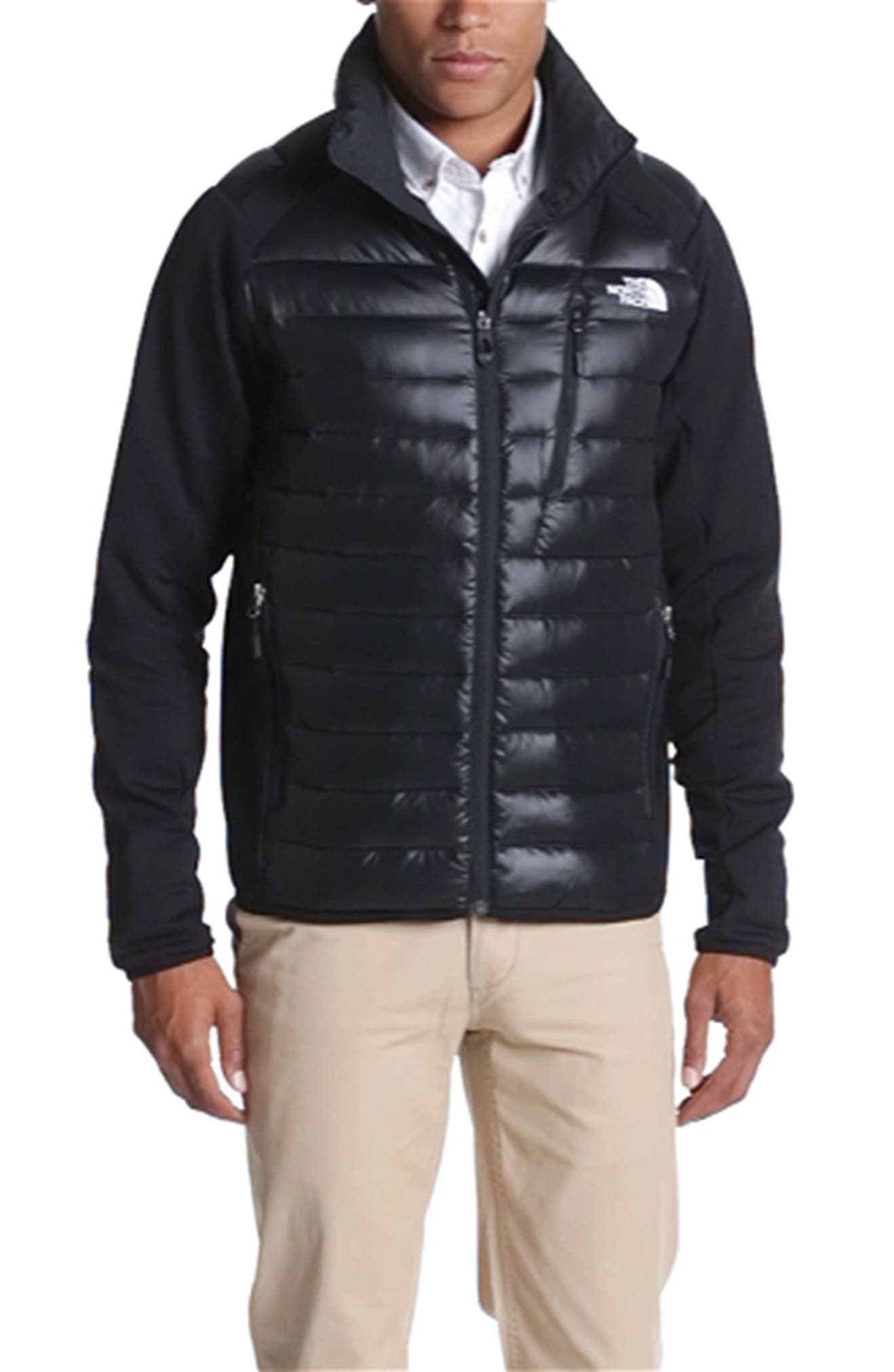 b6c2a3760 'Hyline Hybrid' Water Repellent 600-Fill Down Jacket