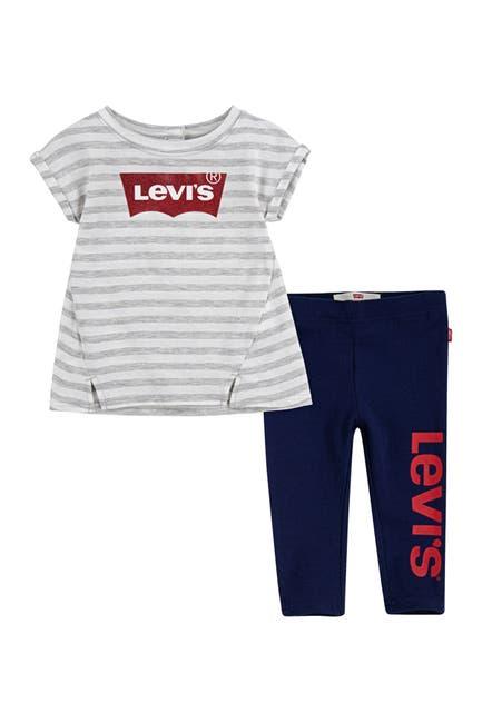 Image of Levi's Logo Tunic & Leggings Set