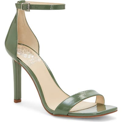 Vince Camuto Lauralie Ankle Strap Sandal, Green