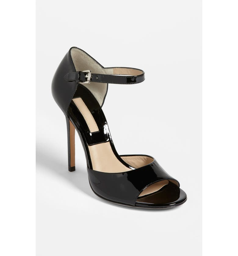 MICHAEL KORS 'Malia' Sandal, Main, color, 001