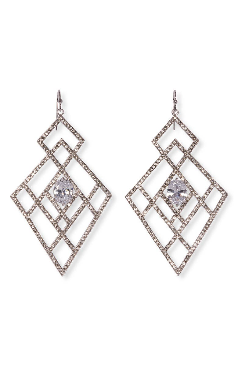 VINCE CAMUTO Drama Drop Earrings, Main, color, 041