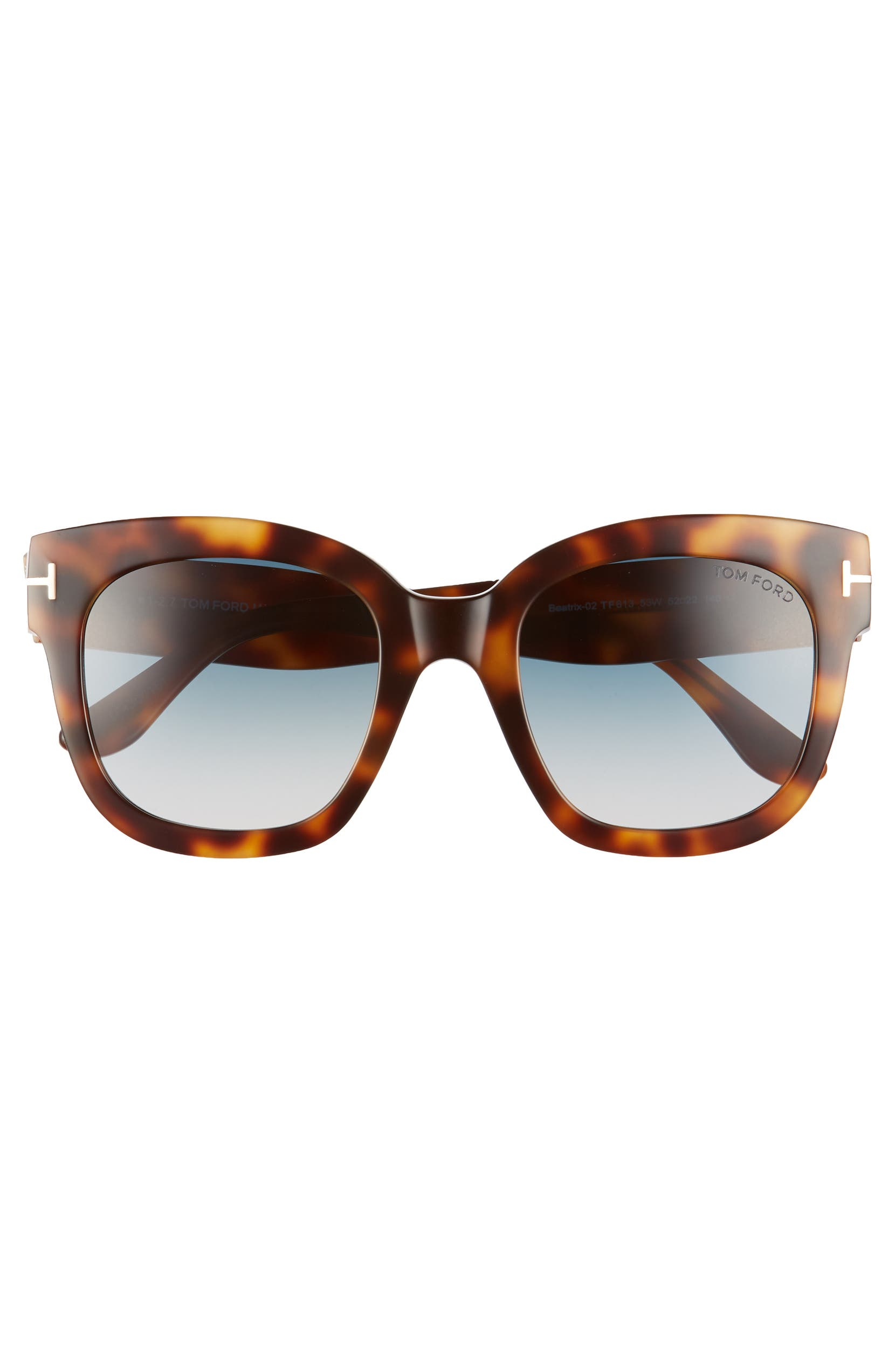 204d0b4211a61 Tom Ford Beatrix 52mm Sunglasses