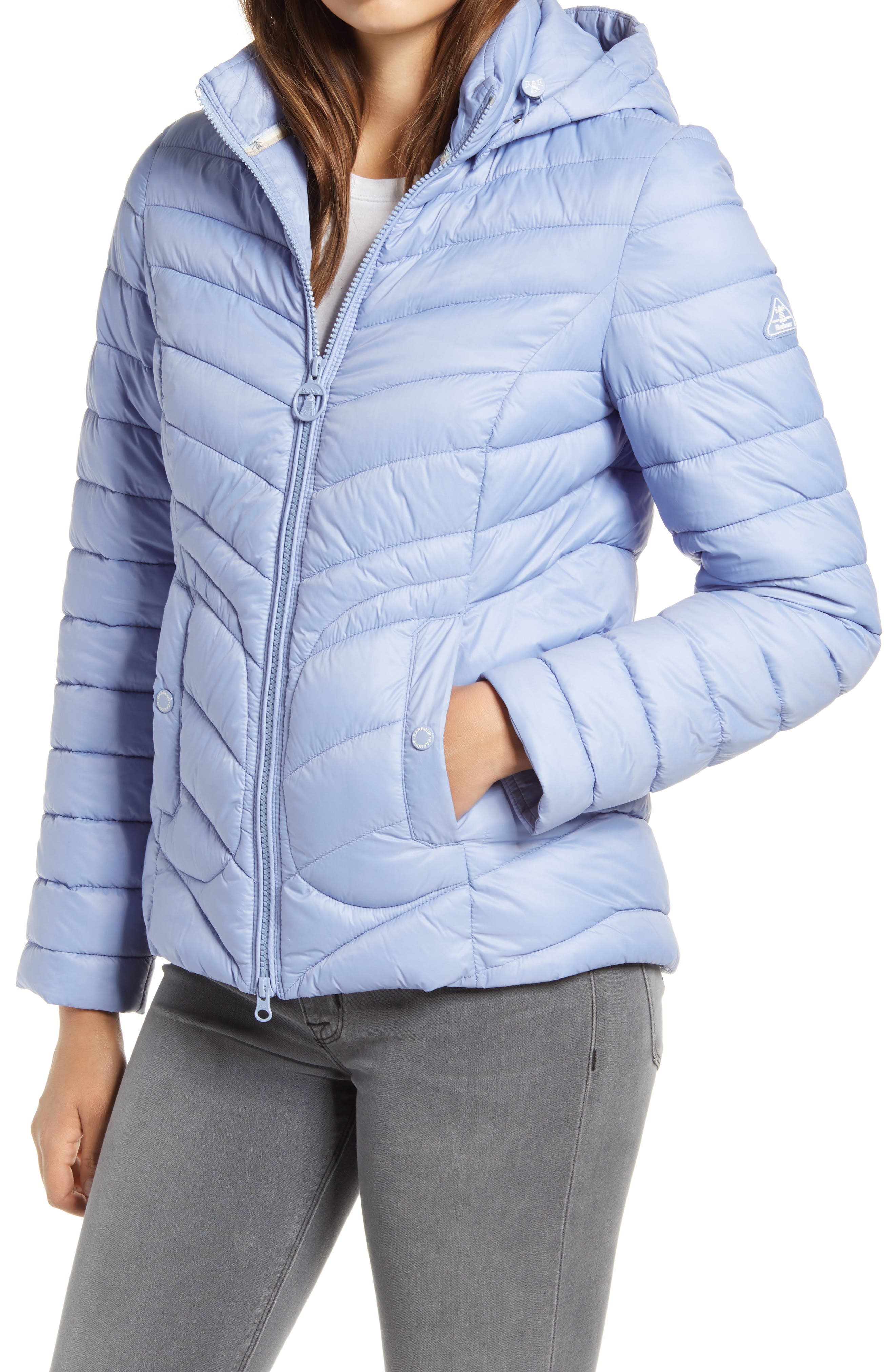 Barbour Fulmar Quilted Puffer Jacket