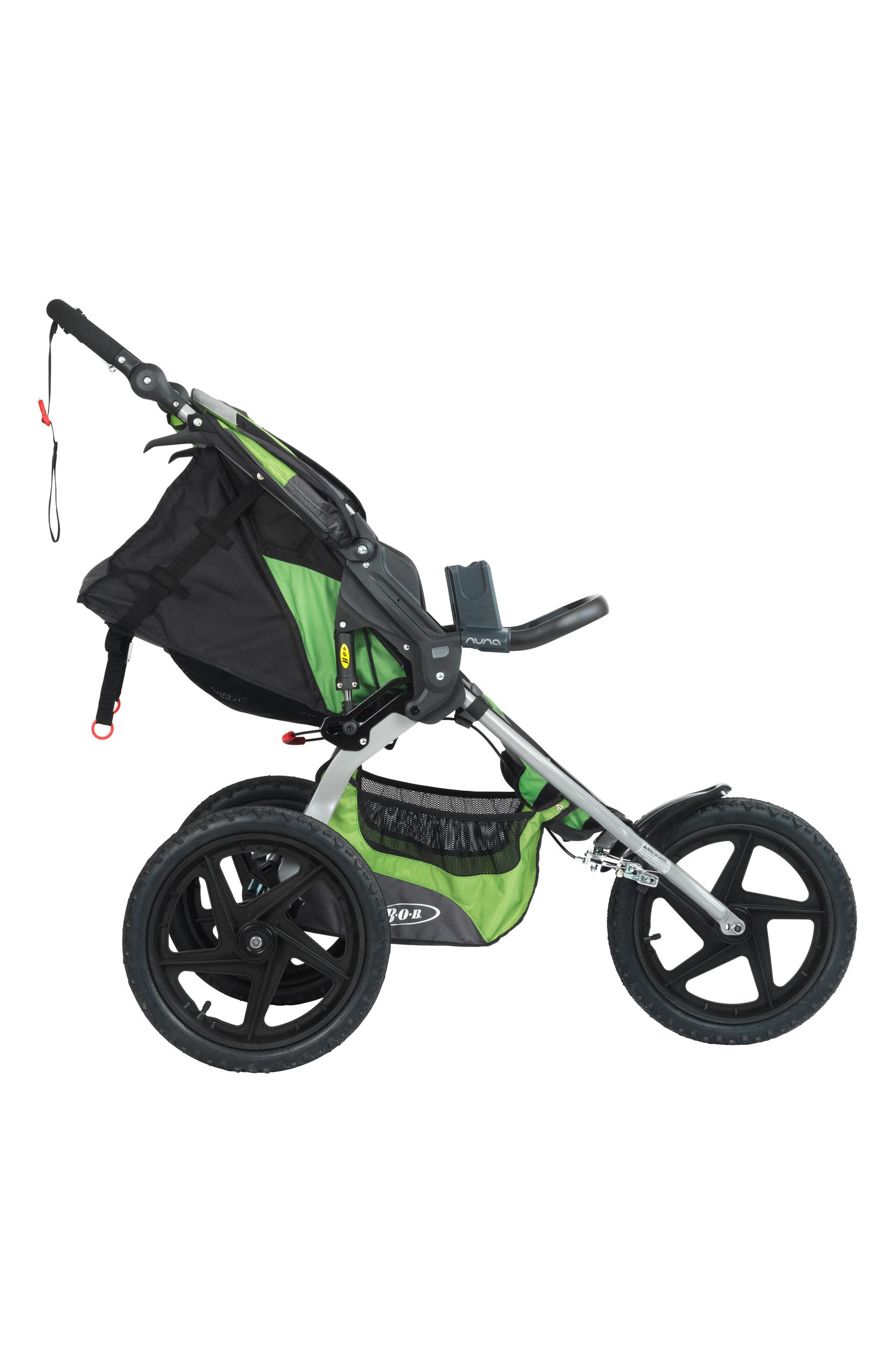 Pipa Car Seat Adapter For Bob Single Strollers