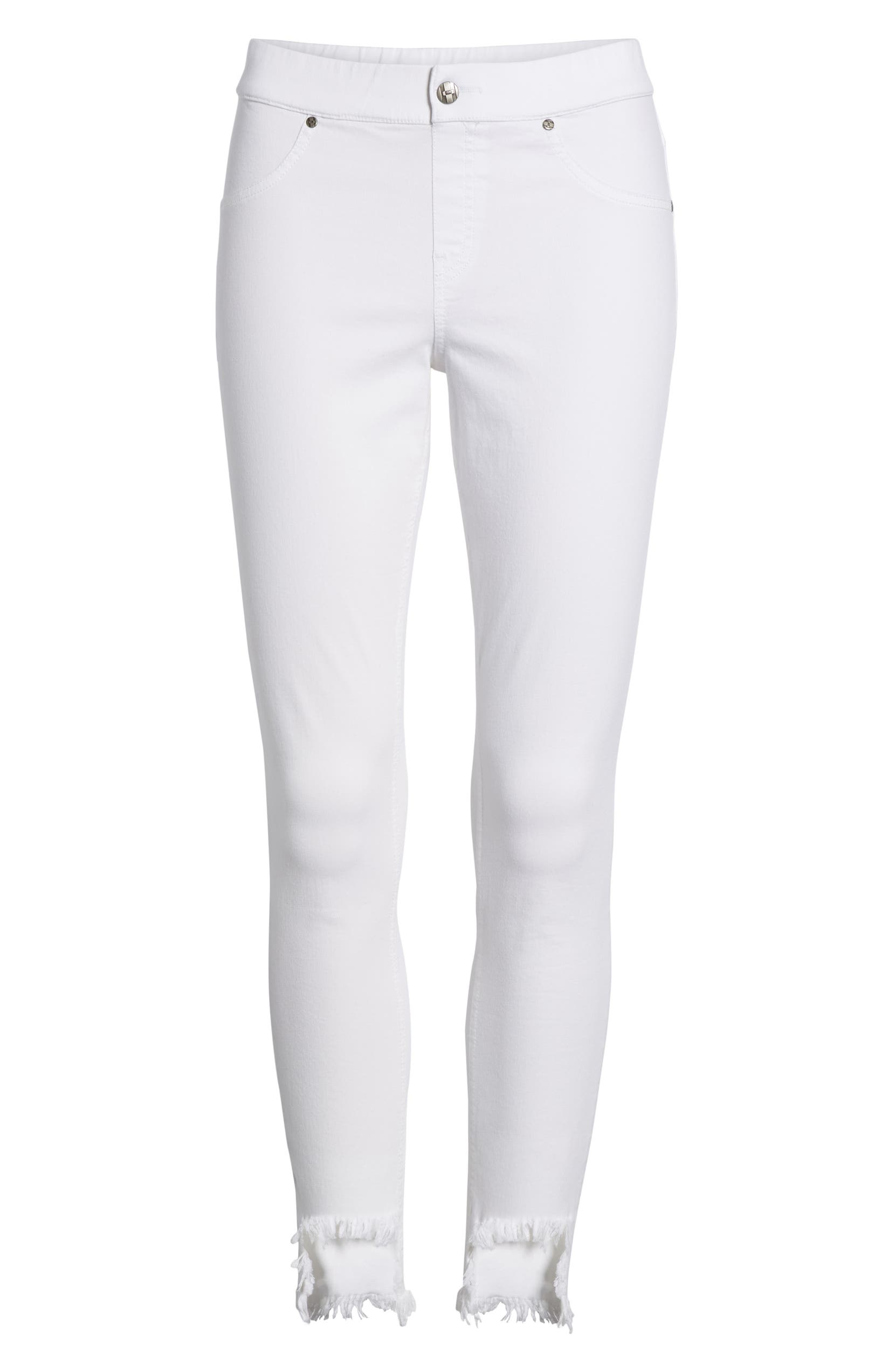 8521cb6ac175a5 Hue Shipwrecked Denim Skimmer Leggings | Nordstrom