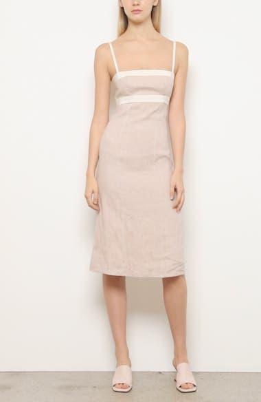 Grosgrain Strap Sheath Dress, video thumbnail