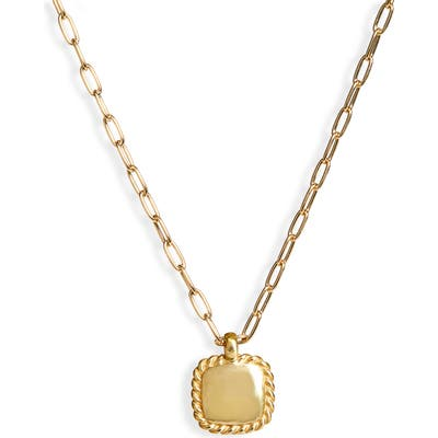 Laura Lombardi Stella Pendant Necklace