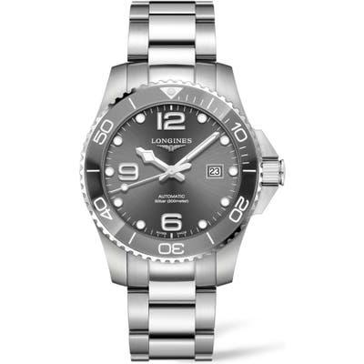 Longines Hydroconquest Automatic Bracelet Watch, 4m