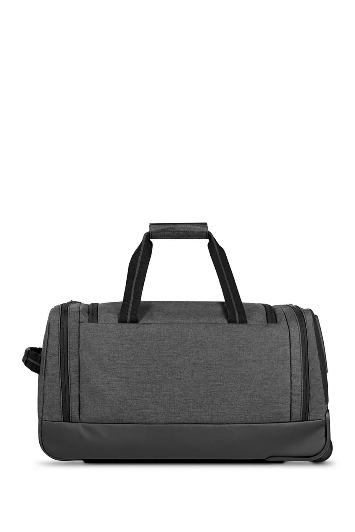 Image of SOLO NEW YORK Leroy Rolling Duffel