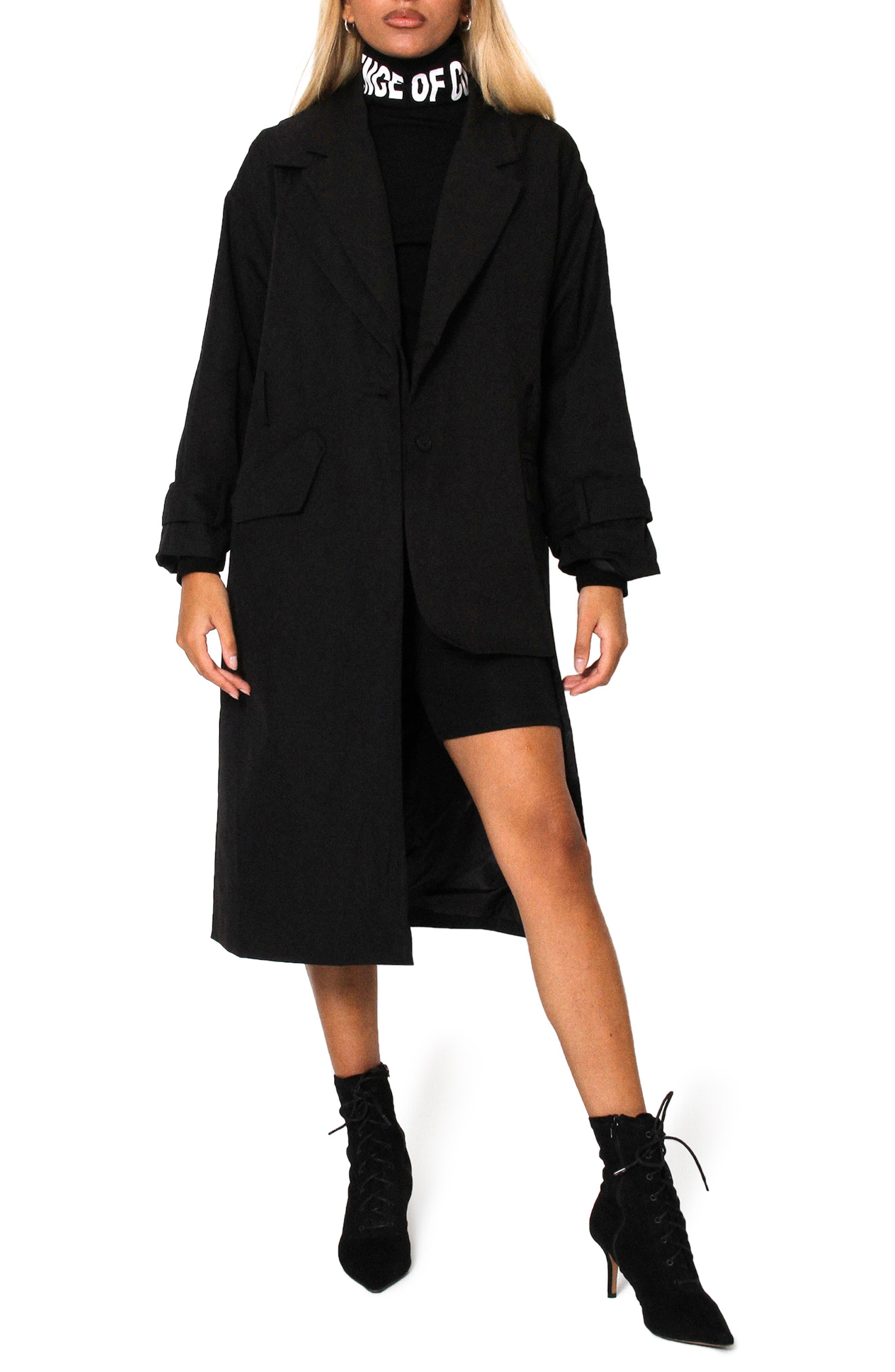 Yulia Trench Coat