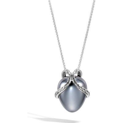 John Hardy Asli Classic Chain Long Pendant Necklace