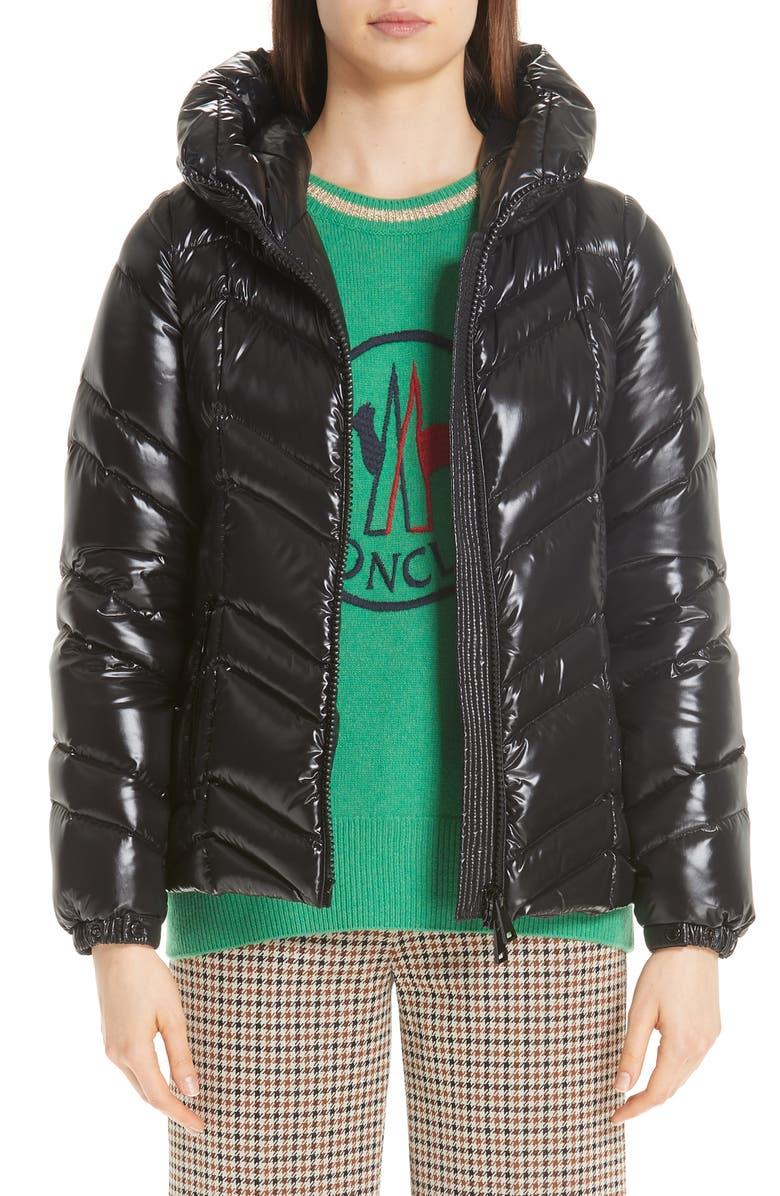 078d9caf2 Fuligule Guibbotto Hooded Puffer Coat