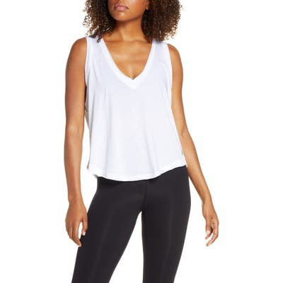 Free People Fp Movement Henry Tank Top, White