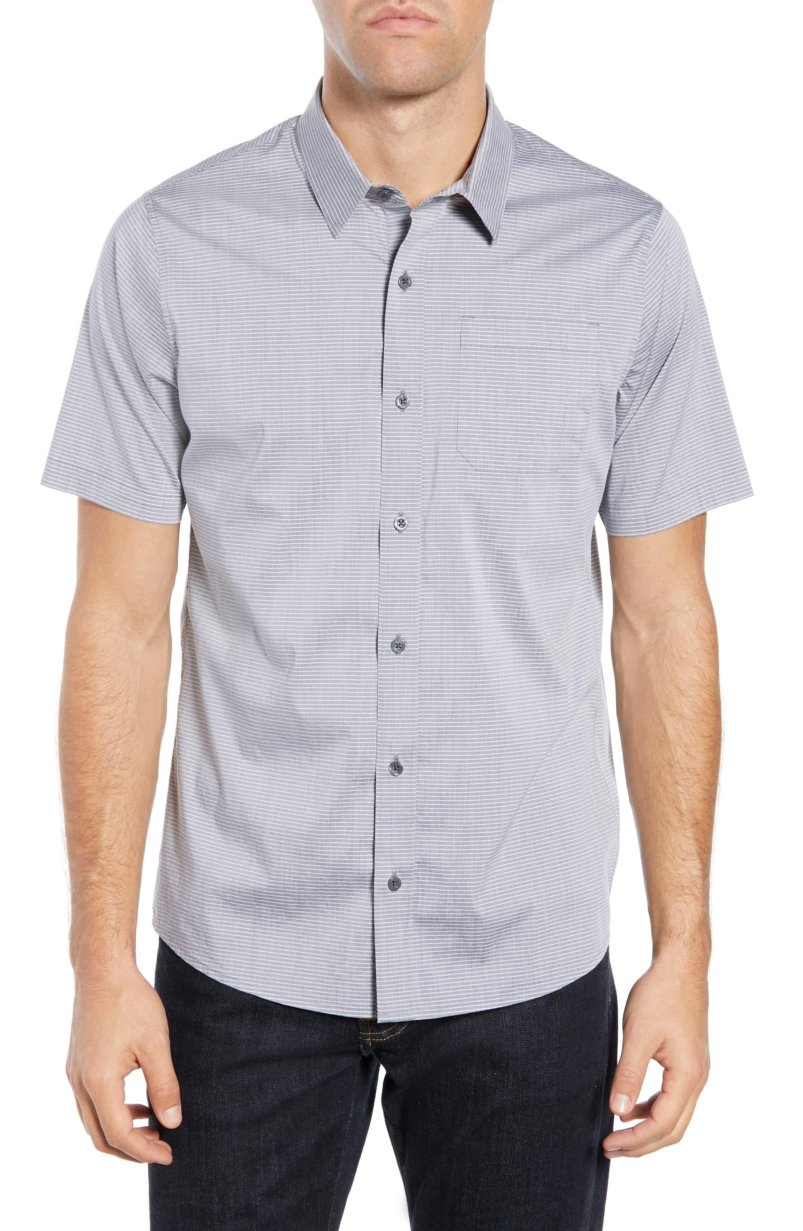 Image of TRAVIS MATHEW Takeaway Regular Fit Shirt