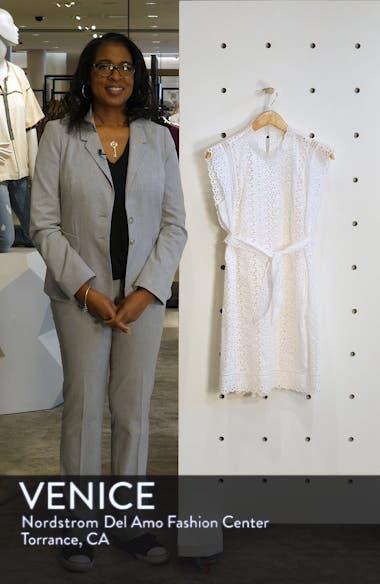 Karina Eyelet Dress, sales video thumbnail