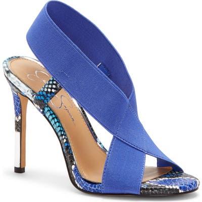 Jessica Simpson Jordiya Sandal, Blue