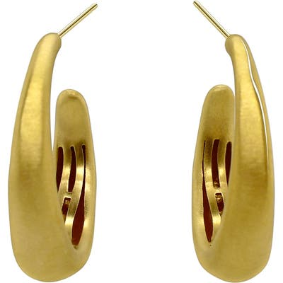Dean Davidson Lagos Hoop Earrings