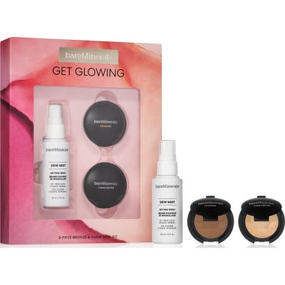 Bareminerals Get Glowing Travel Size Set - No Color
