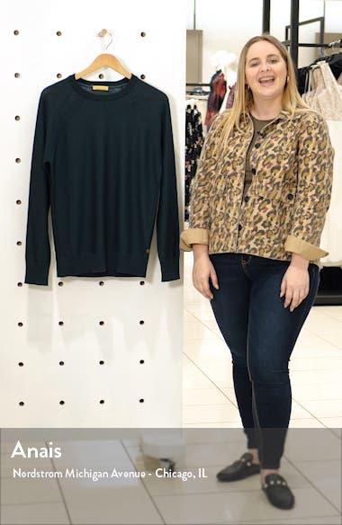Crewneck Merino Wool Sweater, sales video thumbnail