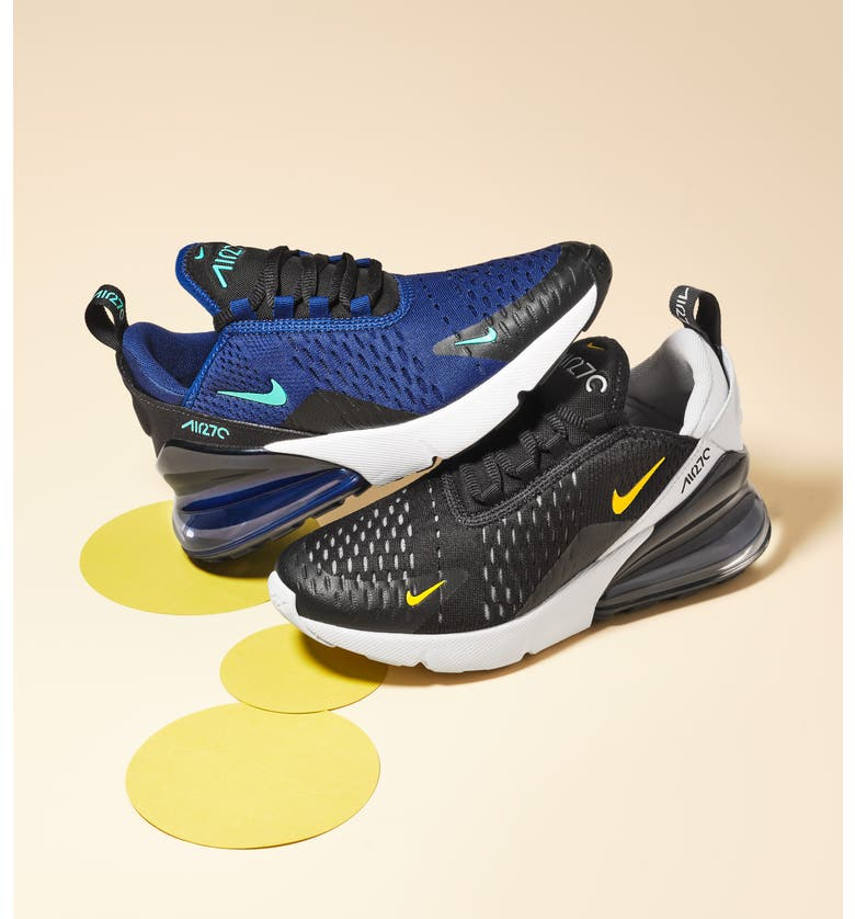 NIKE Air Max 270 Sneaker, Main, color, 006