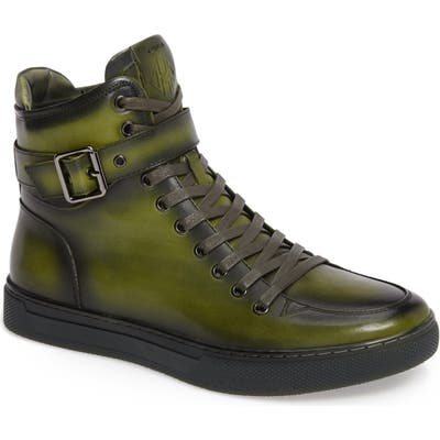Jump Sullivan High Top Sneaker, Green