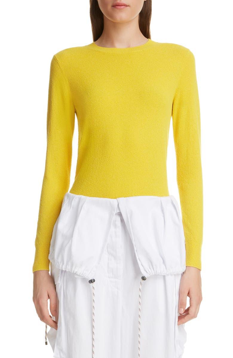DRIES VAN NOTEN Nadine Sweater, Main, color, 700