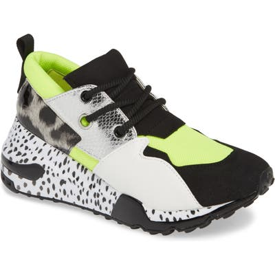 Steve Madden Cliff Sneaker- Green