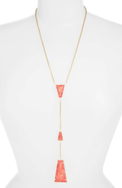 Image of Kendra Scott Collins Long Y-Necklace
