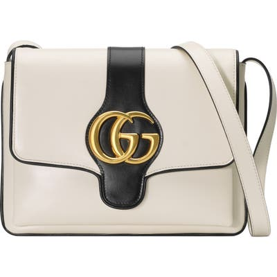 Gucci Mediumleather Shoulder Bag - White