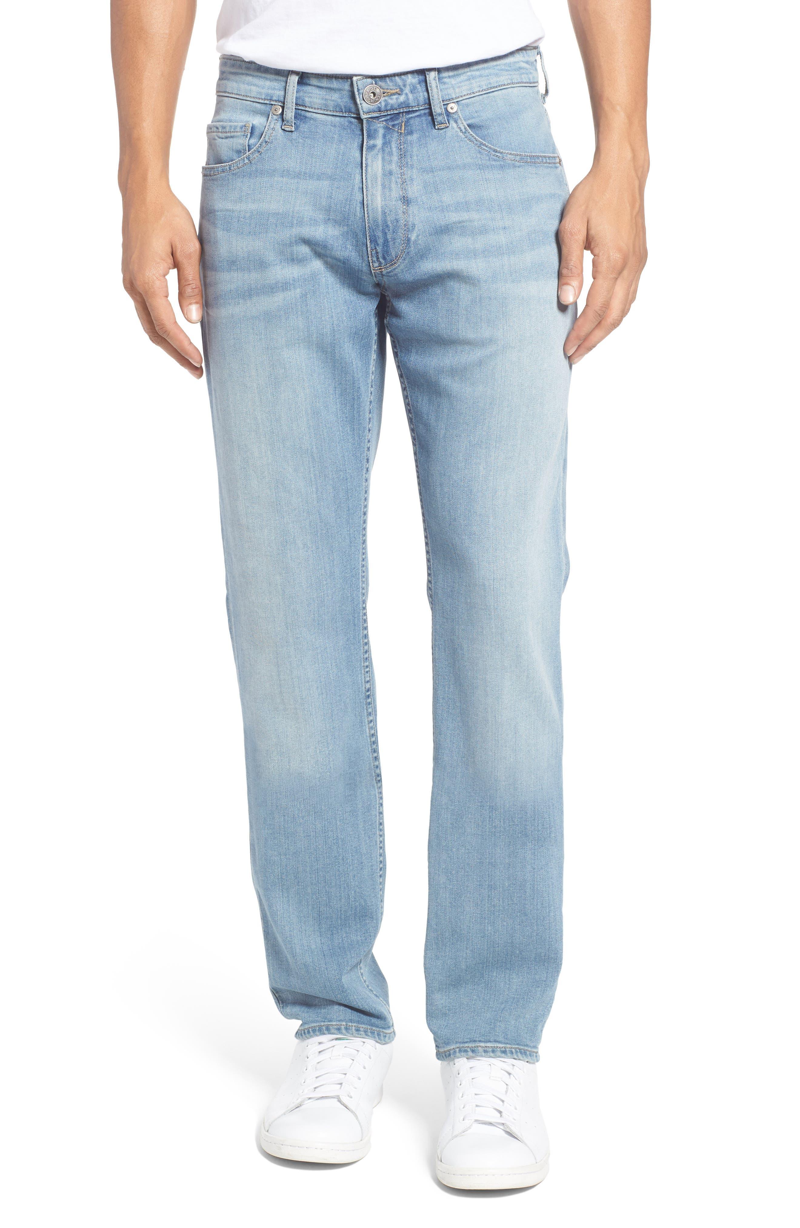Image of PAIGE Federal TRANSCEND Slim Straight Leg Jeans