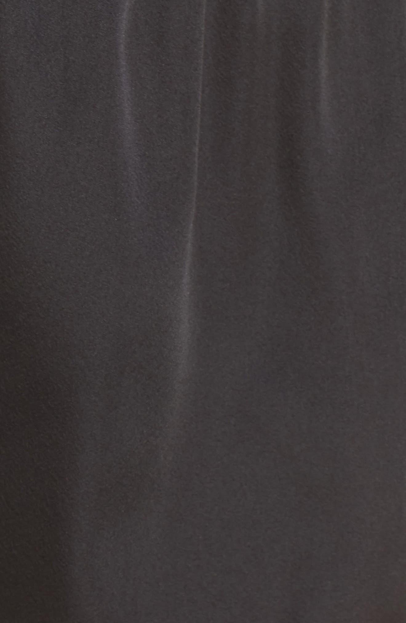 ,                             Ivy Short Pajamas,                             Alternate thumbnail 5, color,                             BLACK