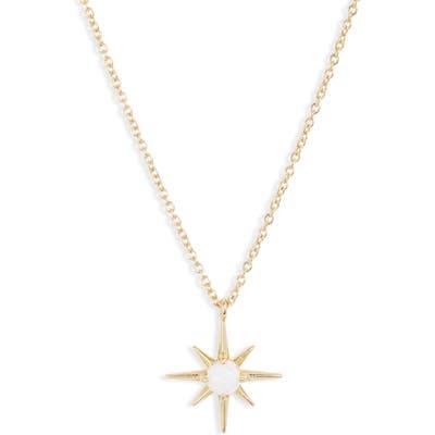 Gorjana Luna Pendant Necklace